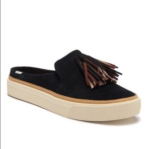 TOMS Sunrise Tassel Slip-on Sneaker